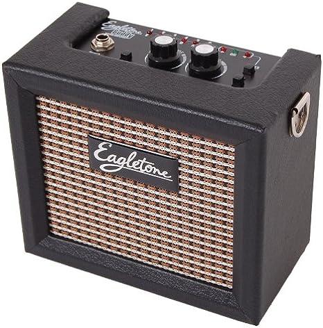 Eagletone de amigos amplificador de guitarra de 1 W Negro: Amazon ...