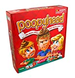 the poo game - Identity Games Poopyhead Card Game - The Game Where Number 2 Always Wins!