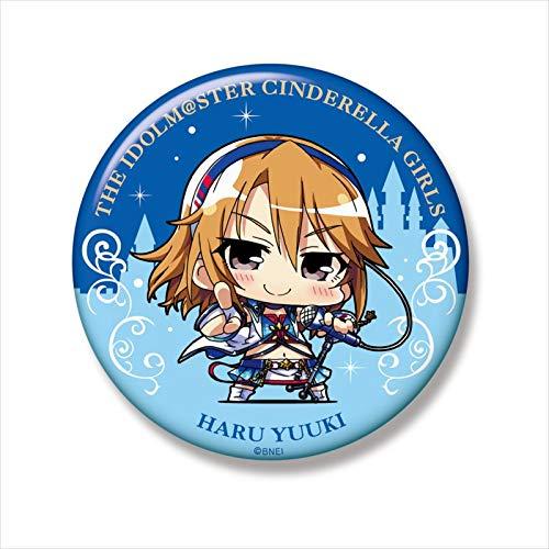 [해외]Minitsch Idol Master Cinderella Girls Yuki Haru Gale Striker ver. Big Can Badge / Minitsch Idol Master Cinderella Girls Yuki Haru Gale Striker ver. Big Can Badge
