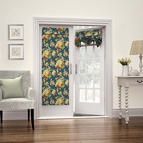 WAVERLY French Door Curtain - Sanctuary Rose 68