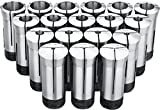 HHIP 3900-1112 5C Collet Set, 69-piece, 1/16'' x 1-1/8'' x 64THS
