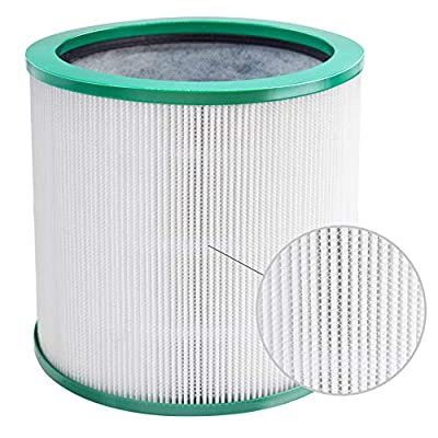 Replacement Filter Compatible with Dyson Pure Cool Link and Dyson Tower Purifier TP02 and TP03 Models, Approx7.5 ?(Fit 1st & 2nd Generation)