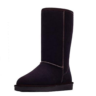 Daytwork Schuhe Damen Winter Frauen Stiefeletten Schlupfstiefel
