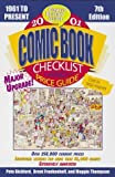 img - for 2001 Comic Book Checklist and Price Guide (Comic Book Checklist and Price Guide, 2001) by Brent Frankenhoff (2000-10-03) book / textbook / text book