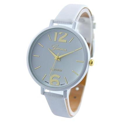 Relojes Pulsera Mujer 2018 ❤ Amlaiworld Reloj niña Reloj de pulsera de cuarzo analógico de
