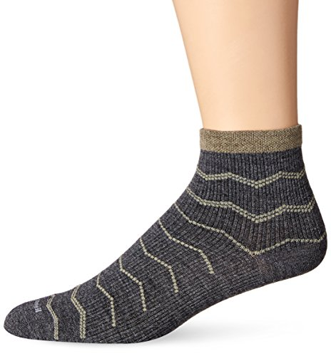 Firm Heels (Sockwell Men's Plantar Fasciitis Firm Compression Socks- Relief for Arch and Achilles Heel Pain, Charcoal, Medium/Large)