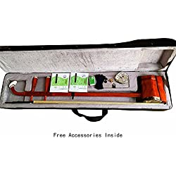 Rosewood Erhu Chinese 2-string Violin Fiddle Musical Instrument