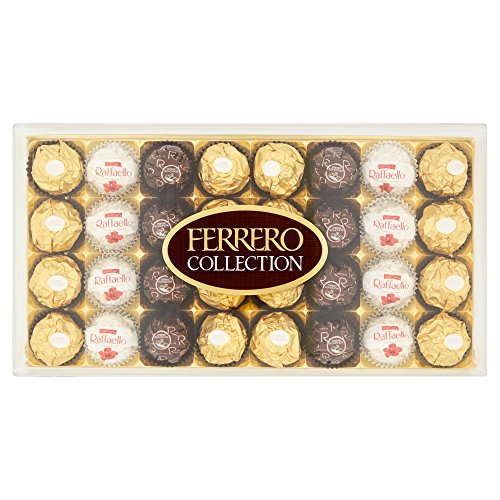 Ferrero Collection, Fine Assorted Confections, 32 Count -