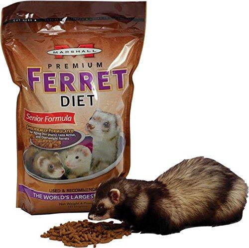 Premium Ferret Diet -Senior Formula - 4 Pound