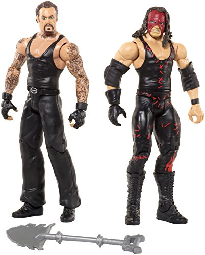 WWE Kane & Undertaker Action Figure (2 Pack) by WWE