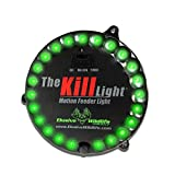 The Kill Light Motion Activated Feeder Light - Green
