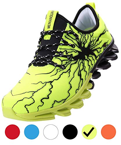 akers Lightweight Gym Tennis Athletic Workout Fitness Jogging Training Sport Shoes for Mens Size 7.5 ()