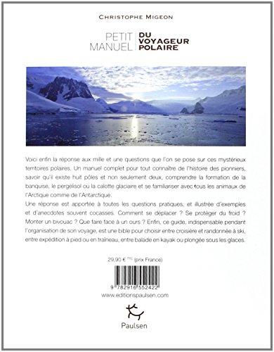 Petit manuel du voyageur polaire