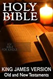 #6: KJV Bible, Old and New Testaments (Annotated)