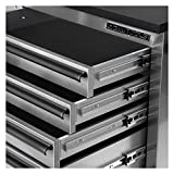 """OEMTOOLS 24615 72"""" 11 Drawer Cabinet and Upper"""
