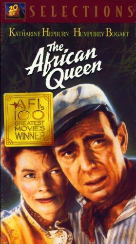 The African Queen [VHS] -