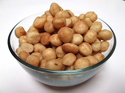 2 Lb Macadamia Nuts (Macadamia Nuts Dry Roasted & Salted- 2 LB candymax)