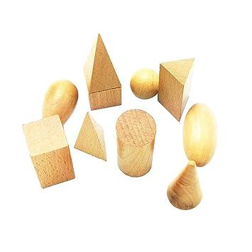 juguetes juegos educativos sensoriales geometra madera nios