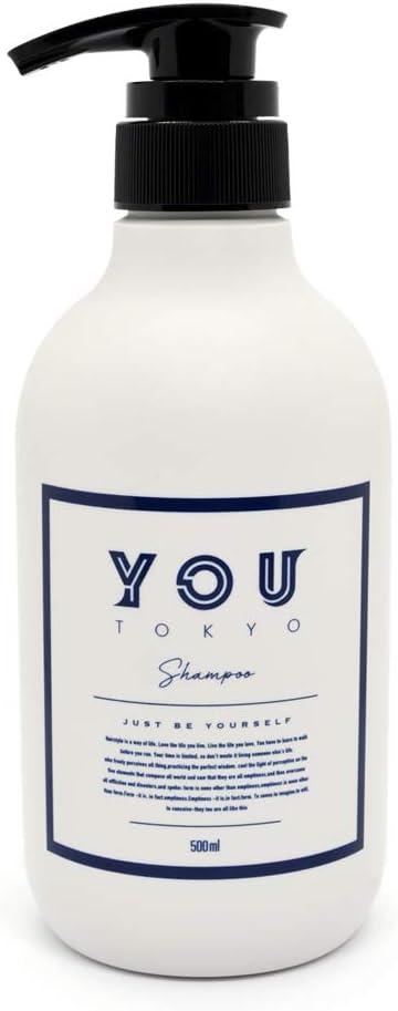 YOU TOKYO ノンシリコンヘアシャンプー