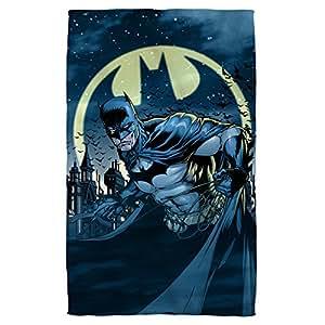 "Heed The Call -- Batman -- Beach Towel (36"" x 58"")"