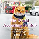 The World According to Bob [Russian Edition]: The Further Adventures of One Man and His Street-wise Cat Audiobook by James Bowen Narrated by Dimitriy Kreminskiy