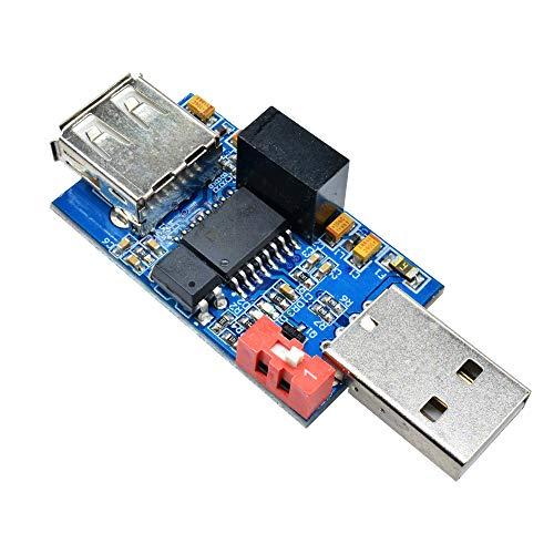 Diymore 1500V USB to USB Isolator Board Protection Isolation ADUM4160 ADUM3160 ()