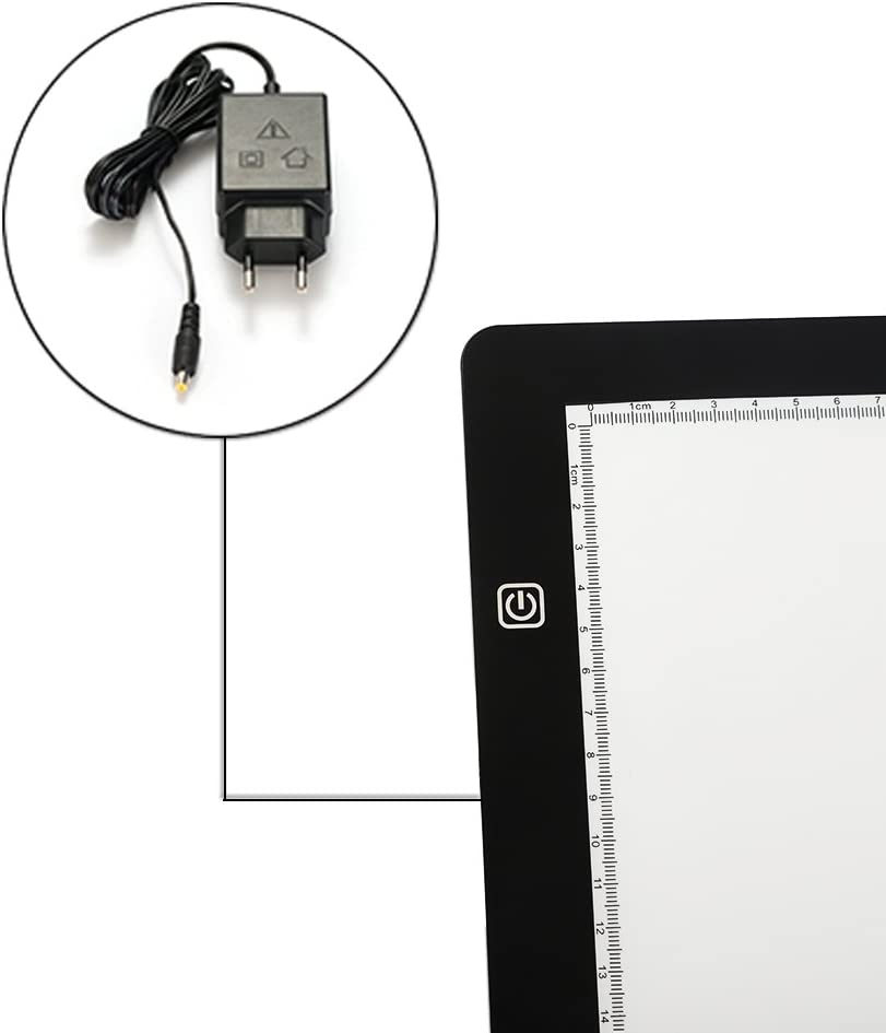 XP-Pen CP A3 Caja de Luz para Imitar Dibujos(Power DC): Amazon.es ...