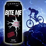 Bite Me Energy Drink Original Flavor, 16-Ounce Cans (Pack of 24)