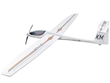 Amazon.com: solius Kit, Hi Performance planeador con t-tail ...