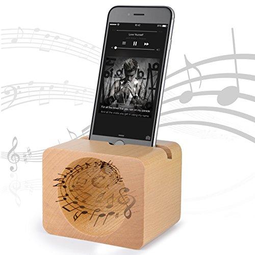 Speaker BNEST Charging Amplifier iPhone8 product image