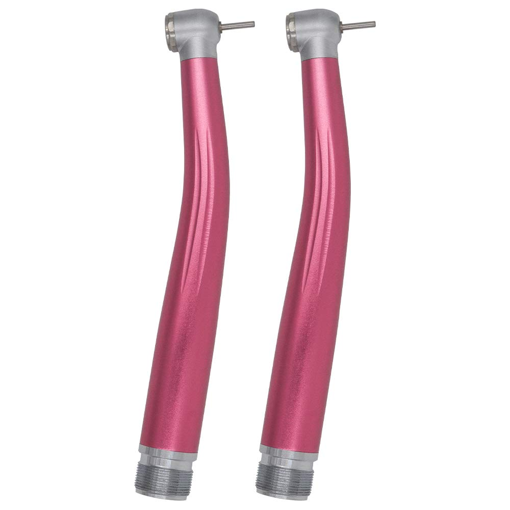 Pink High Speed Push Button Max Style Hand Tool 2 Holes (Pack of 2)