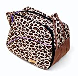 Boogaloo Go With You Leopard Diaper Bag