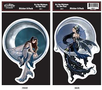 NEW Nene Thomas Dark Hope Fairy Mystical Vinyl Car Sticker Decal