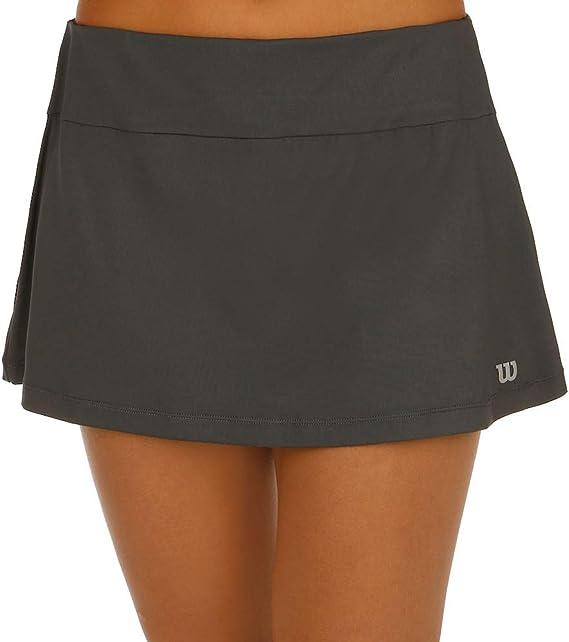 Wilson W Core Falda de Tenis, Mujer: Amazon.es: Ropa y accesorios