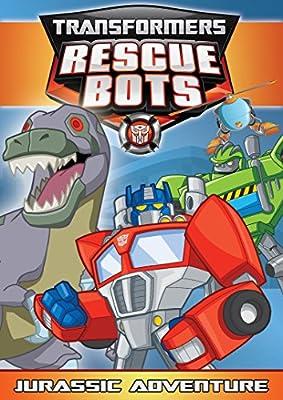 Transformers Rescue Bots: Jurassic Adventure