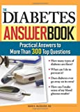 Diabetes Answer Book, David K. McCulloch, 1402214308