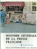 Image de Histoire générale de la presse française, tome 5 : De 1958 à nos jours (Ancien prix é