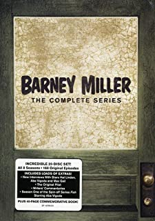 Barney Miller: The Complete Series (25-DVD Set) (B005BUA1JY) | Amazon price tracker / tracking, Amazon price history charts, Amazon price watches, Amazon price drop alerts