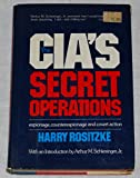 Book cover for Cia's Secret Operations: Espionage, Counterespionage, and Covert Action