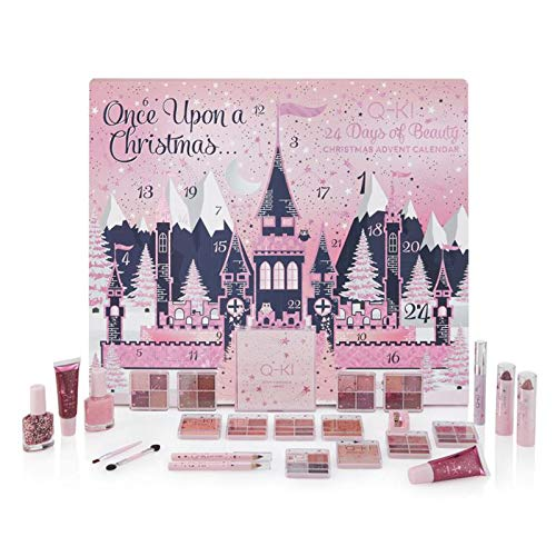 Q-KI - Once Upon a Christmas Beauty Advent Calendar! Look FAB in The Count Down to The Festive Season!
