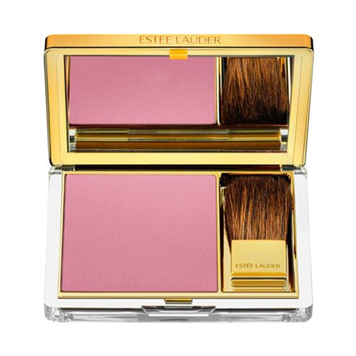 Estee Lauder Pure Color No. 04 Exotic Pink for Women Blush, Fresh Sheer, Satin, 0.24 Ounce by Estee Lauder