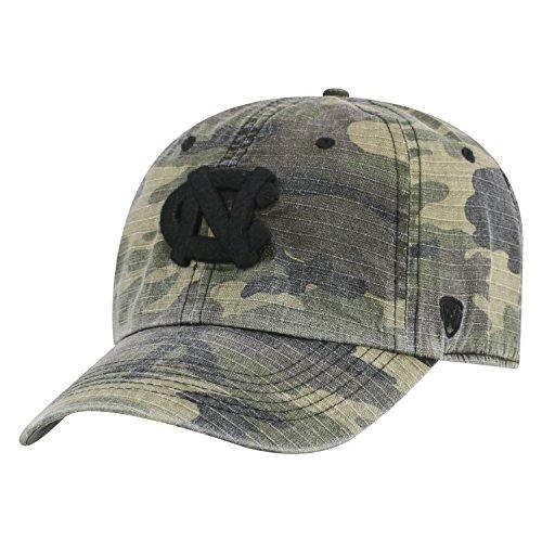 - Top of the World North Carolina Tarheels NCAA Heroes Adjustable Camo Hat