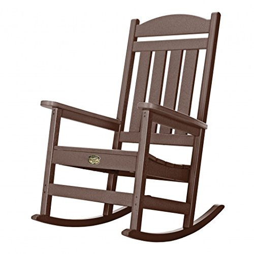Pawleys Island Solid Colored Porch Rocker