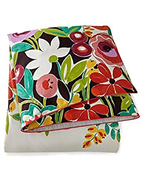 Collier Campbell Grandiflora Duvet Cover, Full/Queen