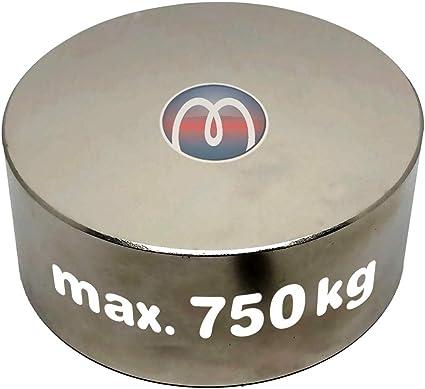 Chalkalon 50 PCS Aimants N/éodyme 2MMX4MM Rond Mini Aimants R/éfrig/érateur Cartes Magn/étiques Adh/ésion Super Forte