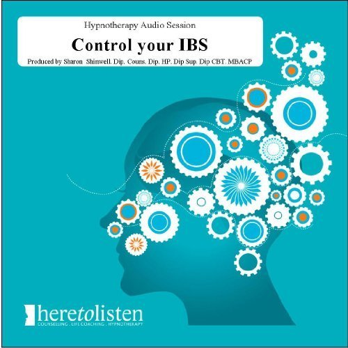 Control Your IBS Irritable Bowel Syndrome Hypnosis Cd. Your doctor has told you that you have IBS. You may feel bloated all the time or you may be worrying where the nearest toilet is. Self Hypnosis has been proven to help significantly with IBS. (2004-01-01) (Nearest The Where Is)