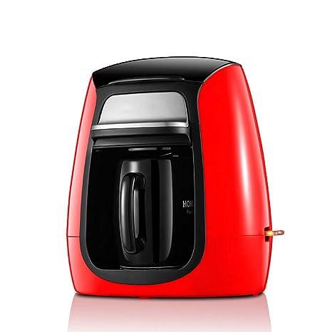 Máquina De Café Por Goteo, Hogar Cafetera Automática Americana, Mini Oficina Pequeña Máquina De