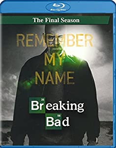 Cover Image for 'Breaking Bad: The Final Season (+UltraViolet Digital Copy)'
