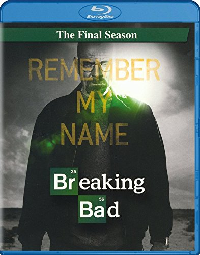 Breaking Bad: The Final Season (Episodes 1-8) (+UltraViolet Digital Copy) [Blu-ray]