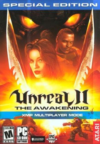 Unreal 2 Awakening Pc (Unreal II: The Awakening XMP Special Edition)